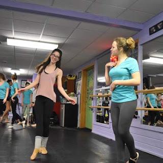 Greatmats marley dance flooring and home dance subfloor Northwoods Dance