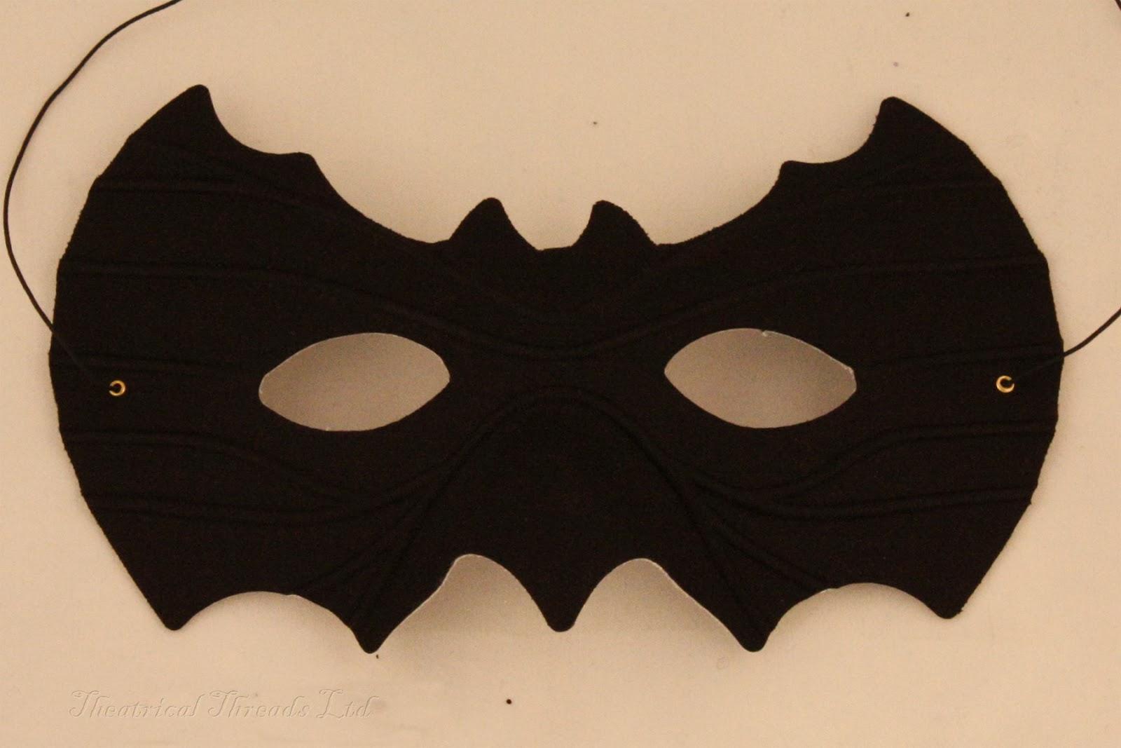 1a07090e41c6 Pipistrello Bat Masquerade Ball Mask from Theatrical Threads Ltd