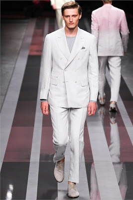 Suit - Canali SS 2013