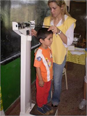 proponen nuevo metodo de interpretacion de medidas antropometricas de los niños