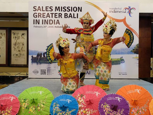 Promosi wisata Bali di India