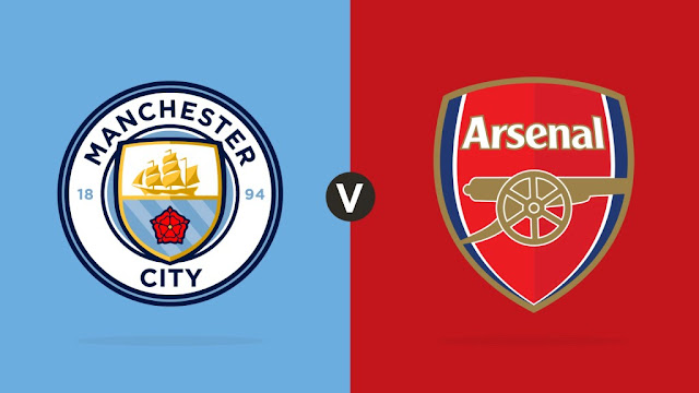 Manchester City vs Arsenal  - Highlights & Full Match