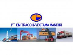 Lowongan Kerja Mekanik Alat Berat (Reach Stacker) di PT Emitraco Investama Mandiri