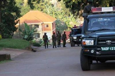 Breaking: Ugandan soldier goes bonkers, kills three children and four women