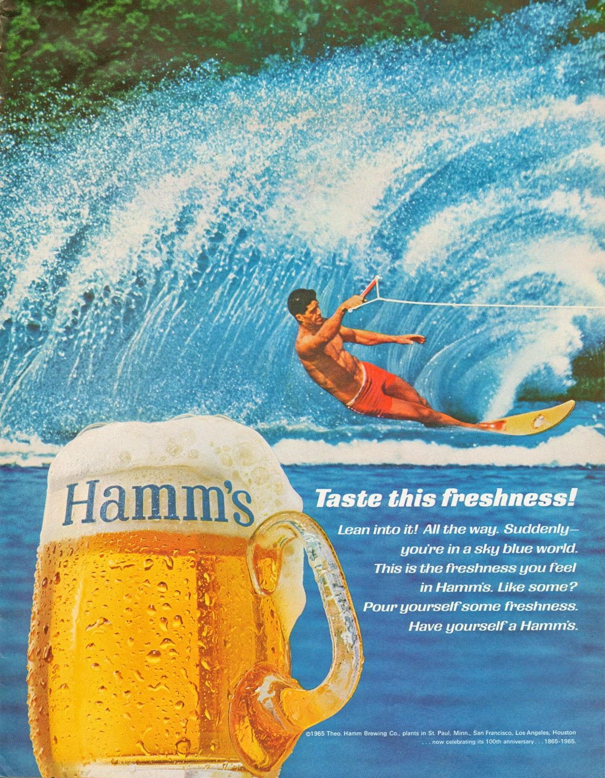 Hamm's - 1965