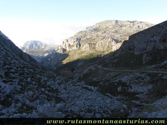 Ruta Canal Grajas y Covarones Cortes:  Invernales del Texu