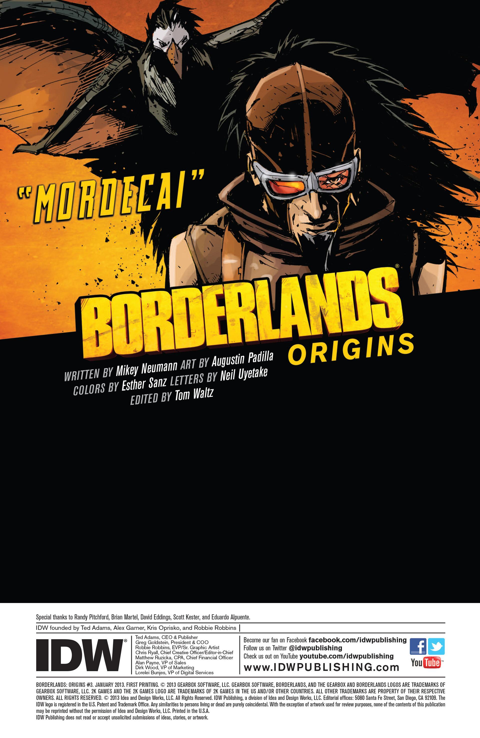 Borderlands 3 Page 2