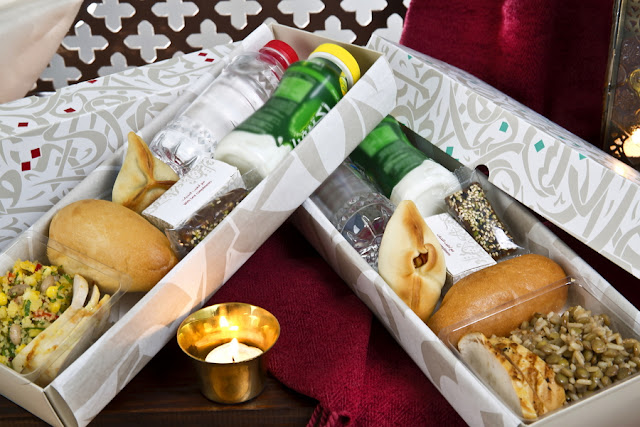 Emirates provides special #Ramadan service for customers observing the holy month