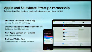 Apple and Salesforce partnership - Constellation Research Holger Mueller