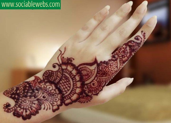 Monday  12 September 2016   Add Comment   Fashion  Jewelries  Mehndi Designs   New Design Mehndi 2016 for Girls  New mehndi design. Eid Special New Design Mehndi 2016 for Girls   Sociable Webs