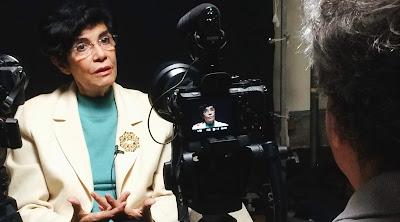A filósofa Marilena Chaui é entrevistada em episódio da série Alegorias do Brasil - Divulgação