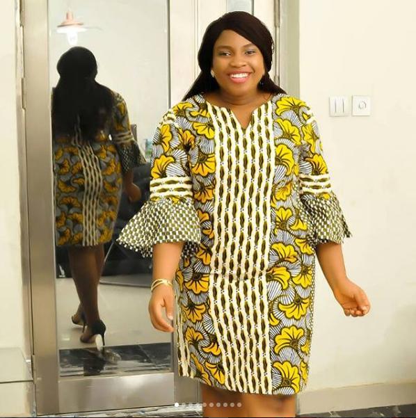 Top Ten 2019 Kitenge Short Designs For Ladies