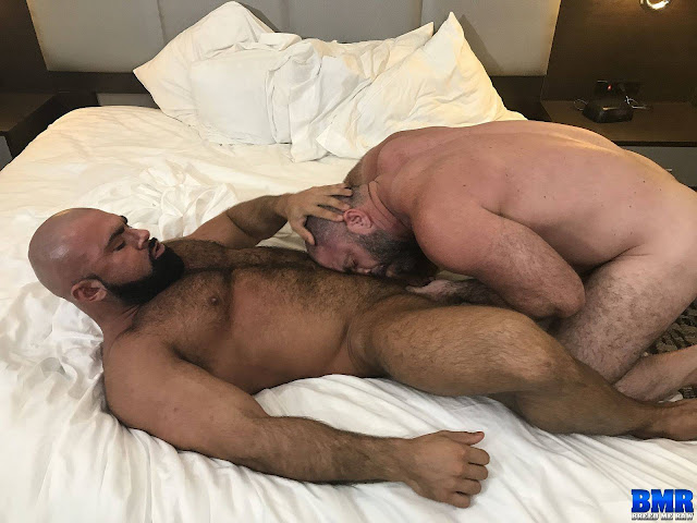 Breed me Raw - Bishop Angus and Steven Roman