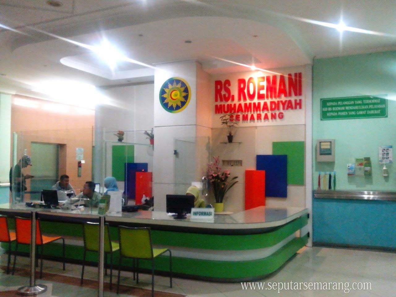 Rumah Sakit Rs Roemani Muhammadiyah Semarang Seputar Semarang