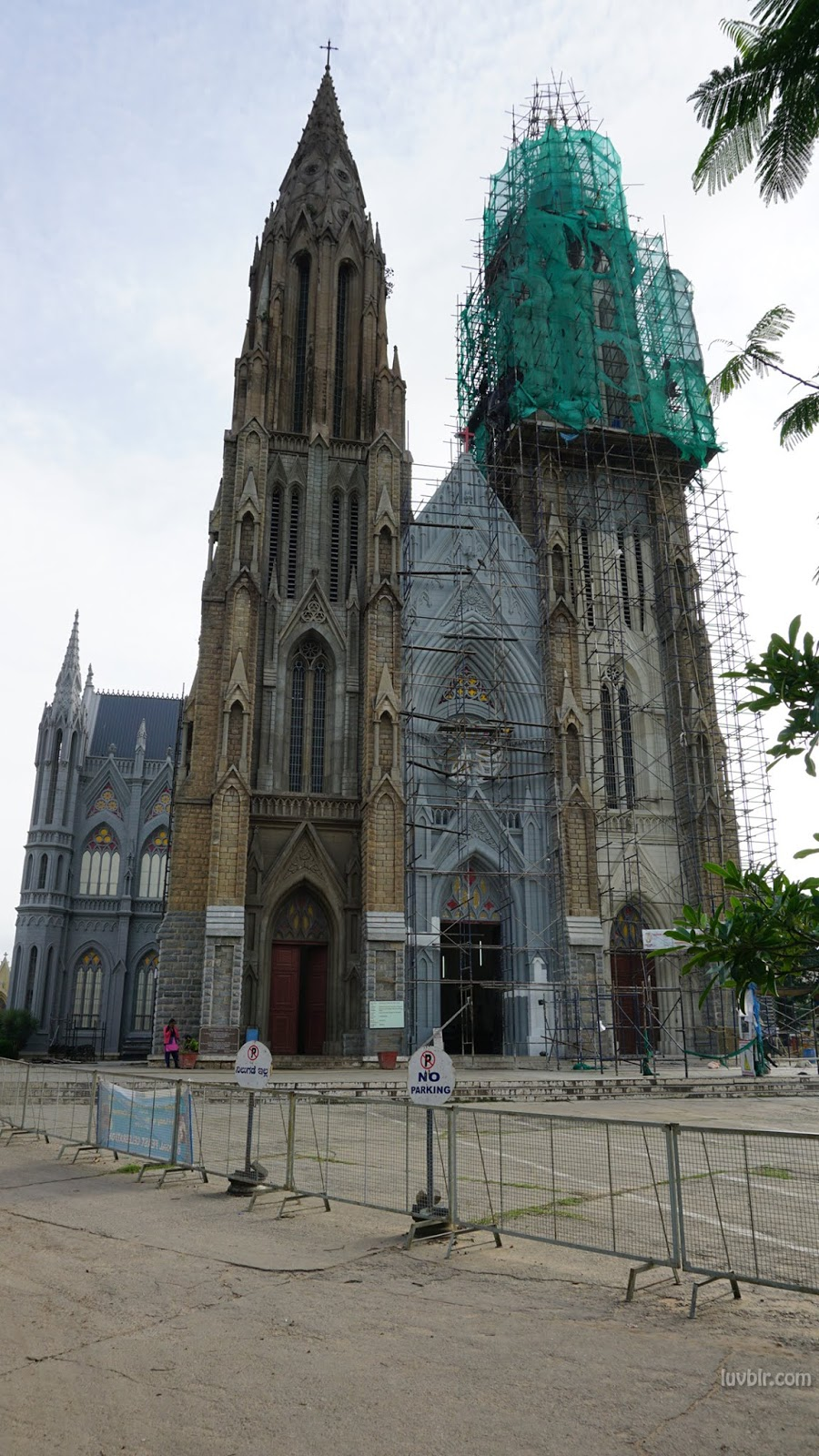 Sain Philomenas Church Mysore