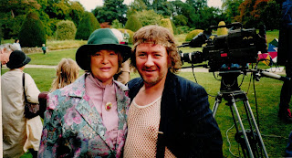 Daphne Neville with Gregor Fisher