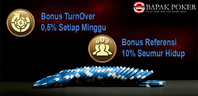 FREEBET TERBARU - Welcome Bonus 20.000 - BAPAKPOKER