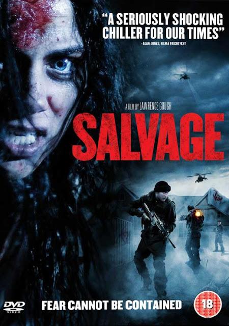 Salvage (2009) DVDRip tainies online oipeirates