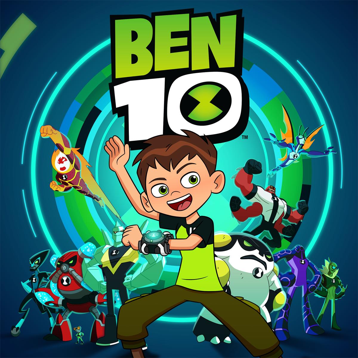 Ben 10 Reboot 2016 Hindi Episodes