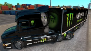 Scania T Monster Pack by rcak