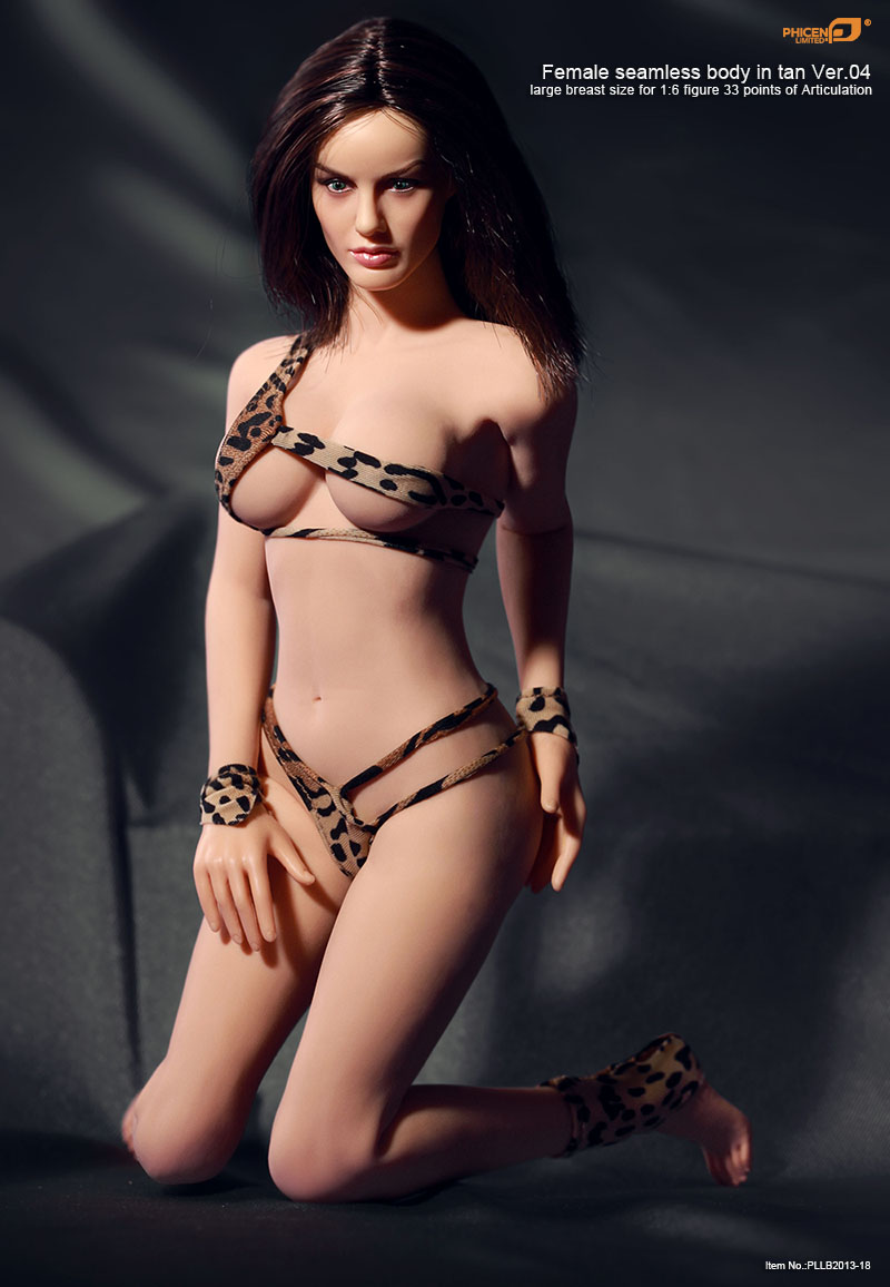 Model in tan seamless pantyhose 6