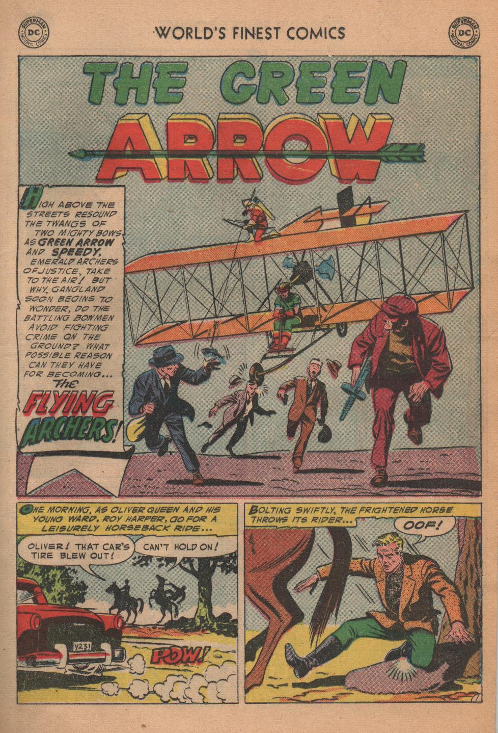 Read online World's Finest Comics comic -  Issue #72 - 17