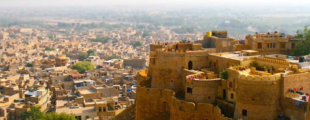 Houses and Hotels in Jaisalmer Fort, heritageofindia, Indian Heritage, World Heritage Sites in India, Heritage of India, Heritage India