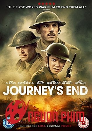 Chặn Cuối - Journey\'s End (2018)