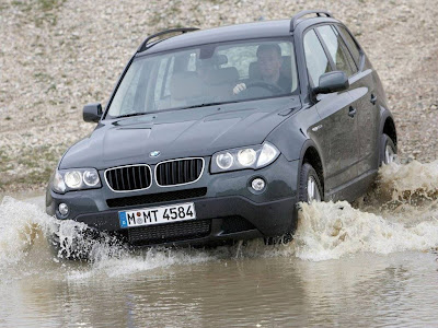 BMW X3 Off Road Normal Resolution HD Wallpaper 13