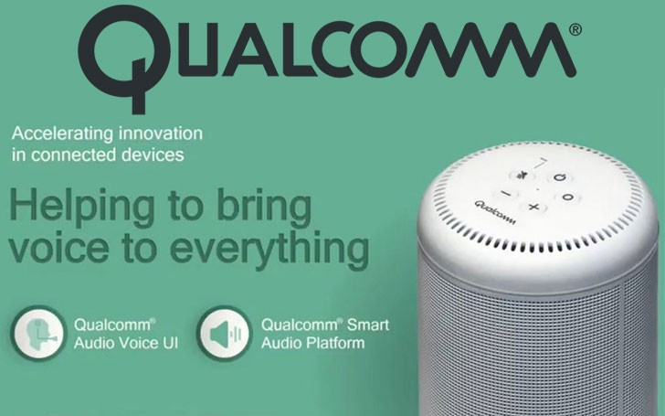 Qualcomm to unveil it's first Smart Audio Speaker with Cortana