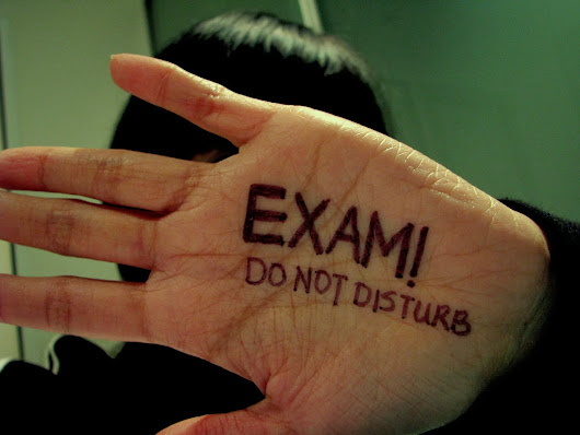 Exam Time? Feeling Screwed? Now Is The Time To Act! | Dream IIT!