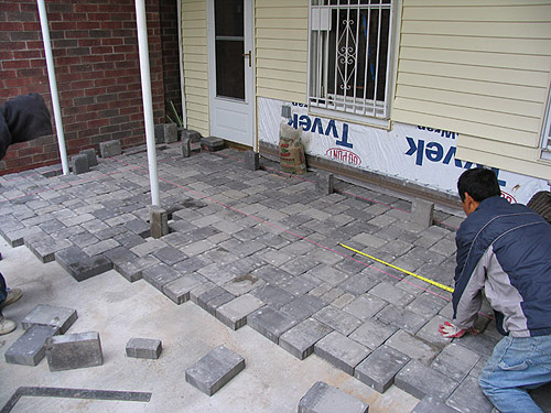 Holland Stone Paver Patio Designs