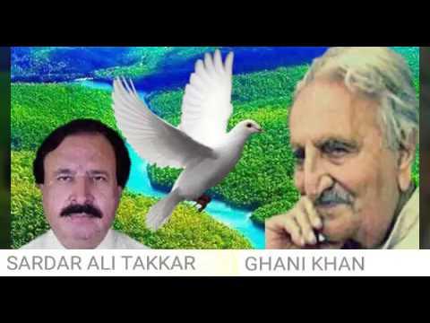 Sardar ali takkar and ghani khan