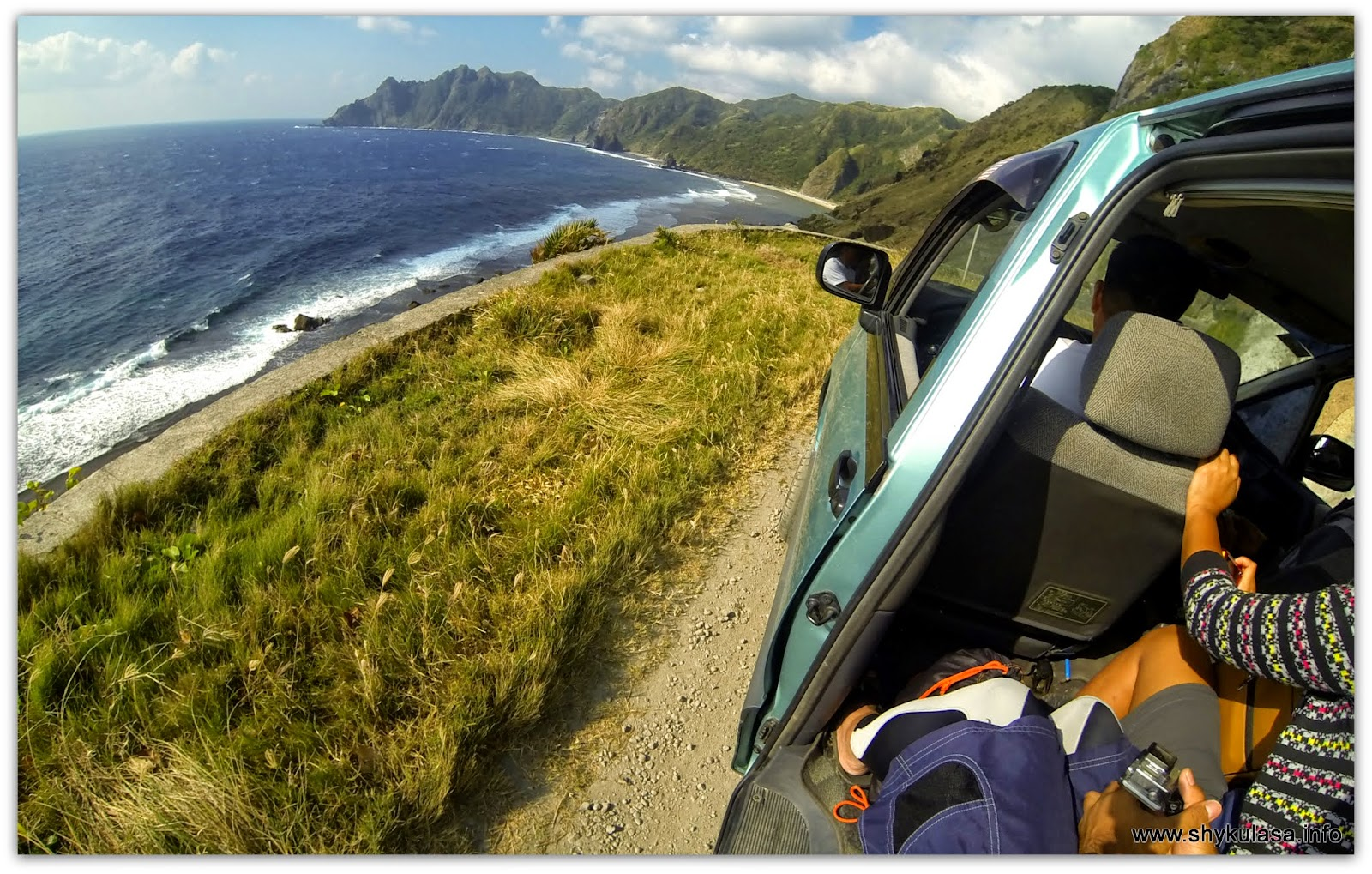 Coastal road at Sabtang Island, Batanes