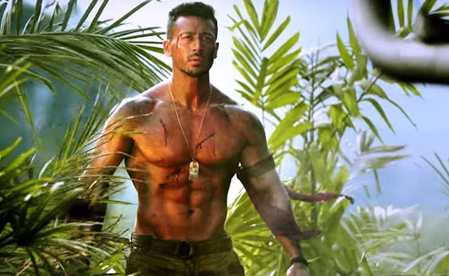 Baaghi 2 Trailer: The action style of Tiger Shroff Tehelka on YouTube, Fan Fans on these things