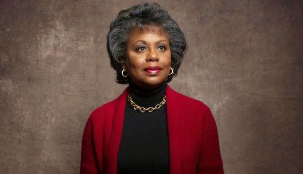 Anita Hill, star of the documentary Anita: Speaking Truth to Power