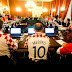 Croatian Politicians Wear Their Country's Football Shirts To Work