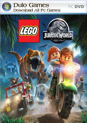 LEGO Jurassic World PC Game Free Download Full Version