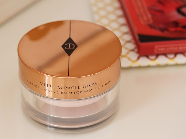 Charlotte Tilbury 'Multi-Miracle Glow' Cleanser, Mask & Balm (Review)