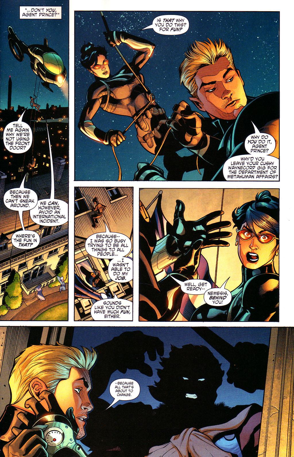 Read online Wonder Woman (2006) comic -  Issue #3 - 13