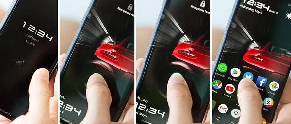تسريبات صور شاشة هاتف Galaxy S10 مع المواصفات