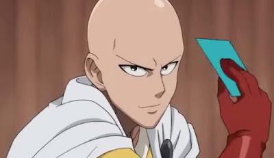 One Punch Man Special 4 Subtitle Indonesia