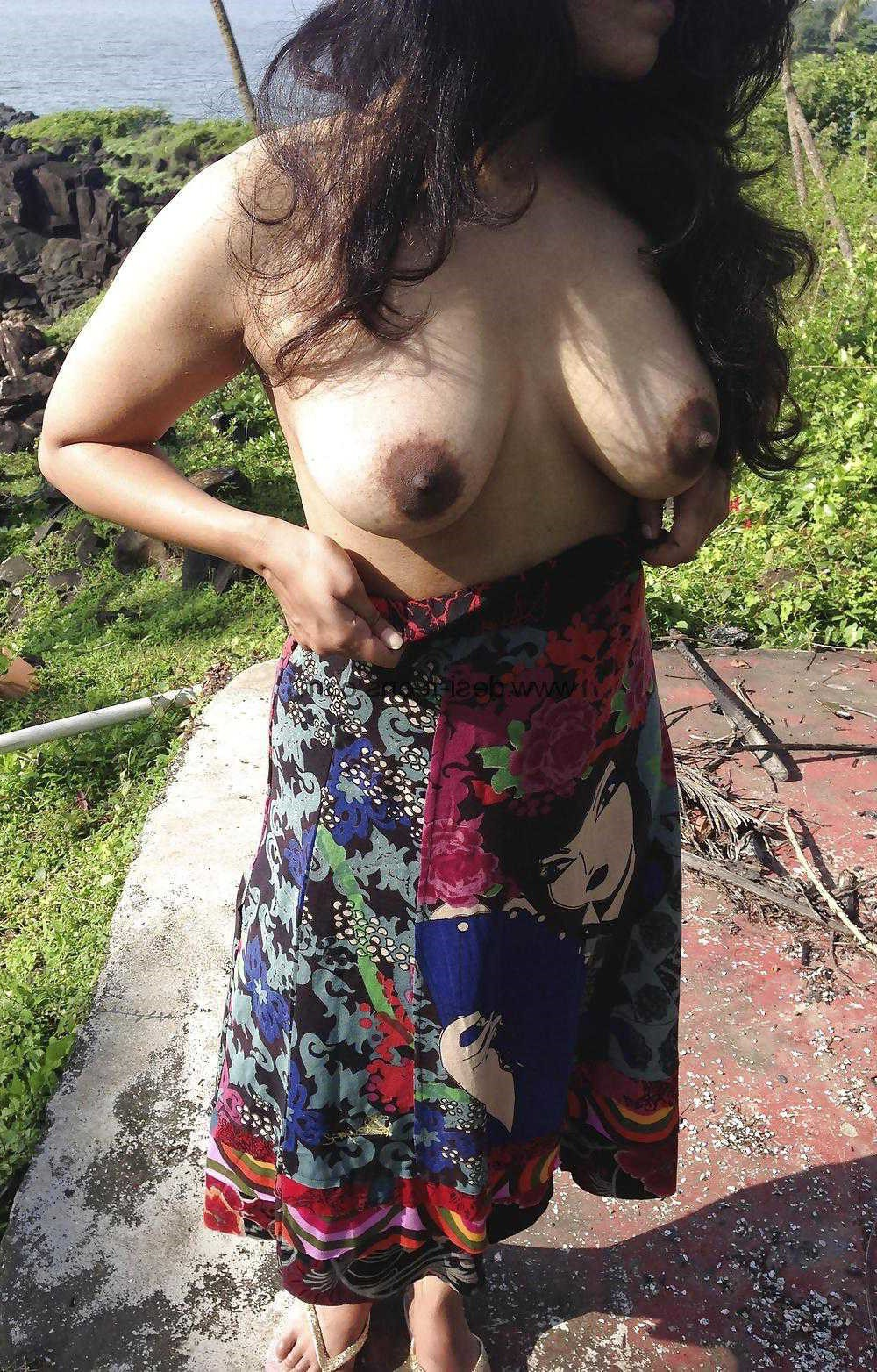 Indian Desi Aunty And Bhabhi Nude Photo Big Breast Desi -3751