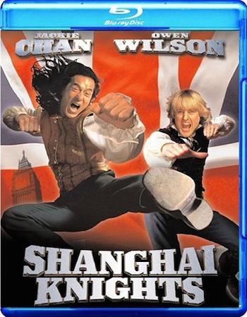 Shanghai Knights 2003 Dual Audio Hindi BRRip 480p 300mb