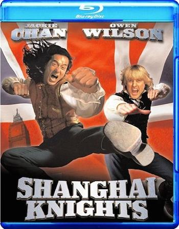 Shanghai Knights 2003 Dual Audio BluRay Download