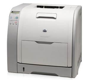 HP Color LaserJet 3550n