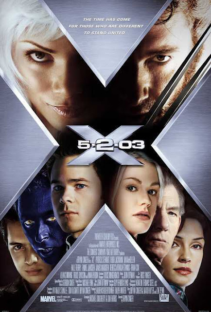 X2 X Men United 2003 Hindi Dual Audio Bluray 720p Part