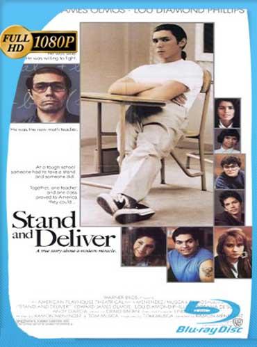 Stand And Deliver (1988)HD [1080p] Latino [GoogleDrive] SilvestreHD
