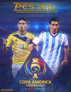 Download PES 2013 New Patch Copa America Centenario 2016