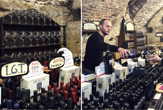 cantine a montepulciano